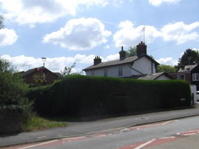 Former station, Penyffordd