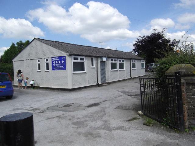 Penyffordd Scout Group Hut