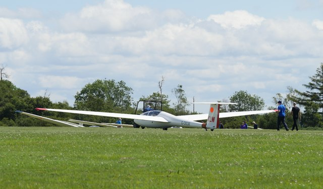 Glider Grounded