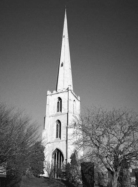 St Andrew's Spire