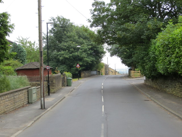 Radcliffe Lane in Pudsey