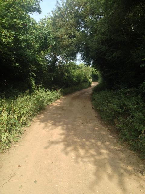 Toft's Lane, Stathern (1)