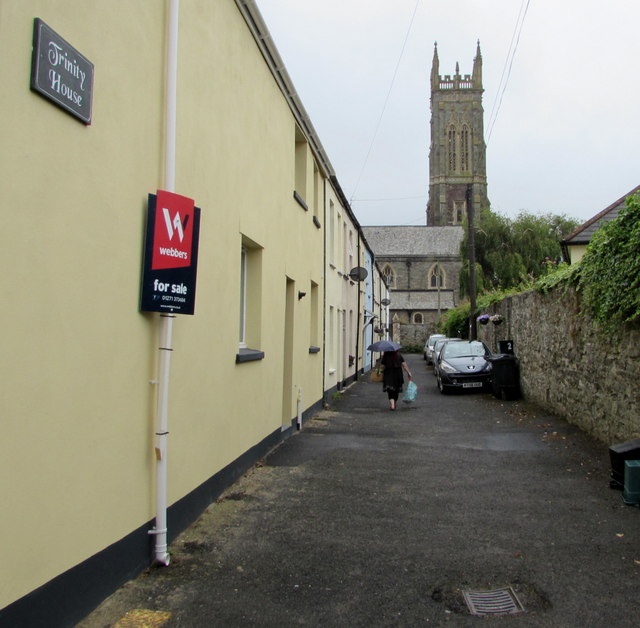 Trinity Place, Barnstaple
