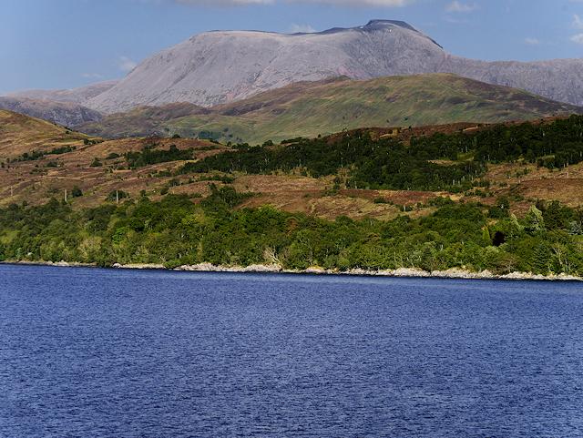 Loch Linnhe and Ben Nevis