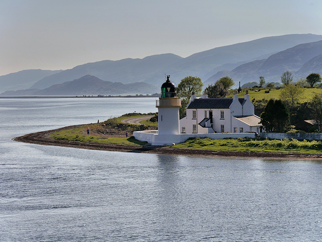 Lighthouse, Corran Point