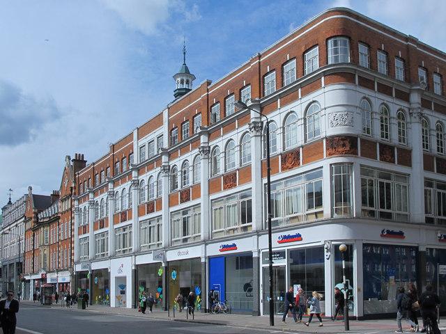 Tottenham Court Road, WC1