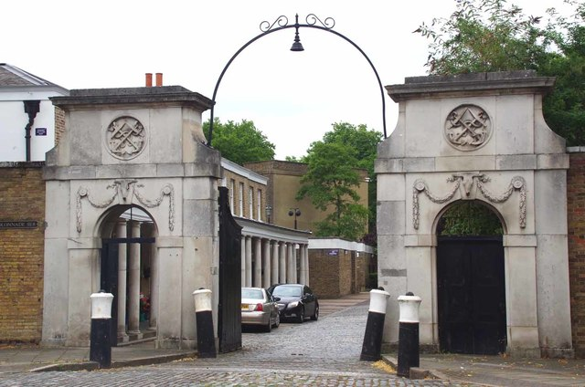 The Colonnade SE8