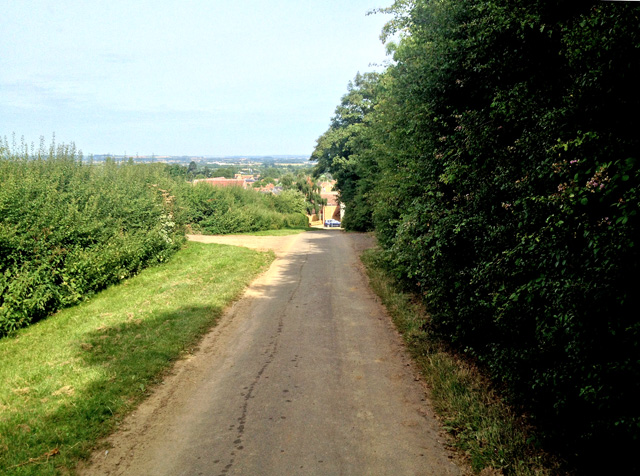 Toft's Hill, Stathern
