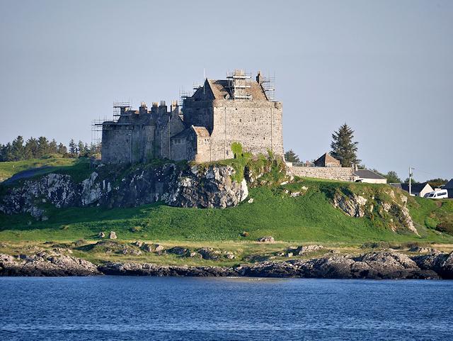 Isle of Mull, Duart Castle