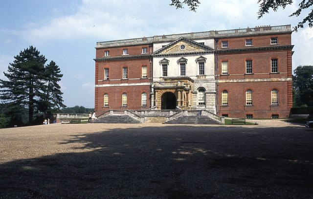 Clandon Park in 1981