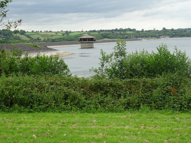 Picnic area at Millfields - Carsington Water