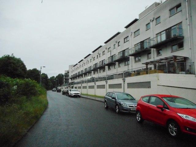Lochburn Gate apartments