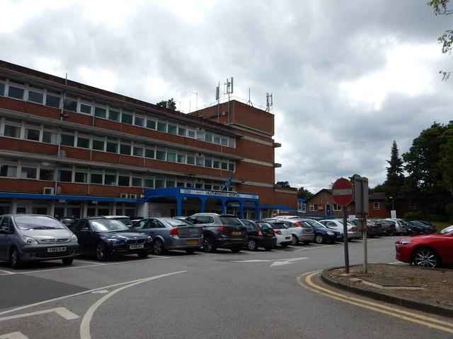 Ascot - Heatherwood Hospital