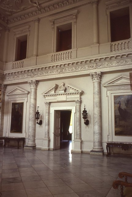 Marble Hall, Clandon Park