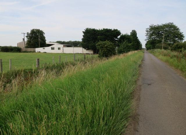 Alborough Farm by Long Drove