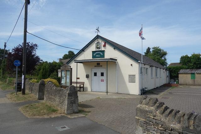 Recreation Hall, Long Hanborough