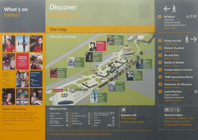 Discover Duxford
