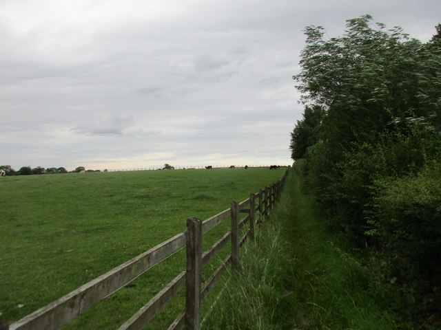 Bridleway to Hockerton Road
