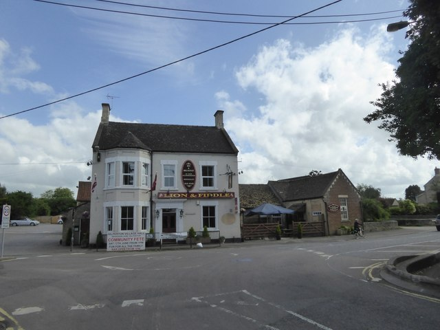 Lion and Fiddle, Hilperton
