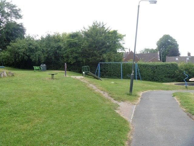 Recreation ground [3]