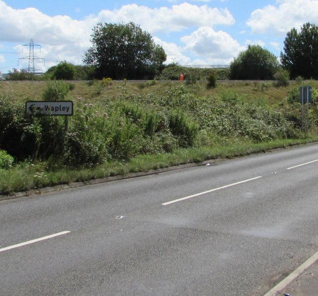 Wapley next left, Westerleigh