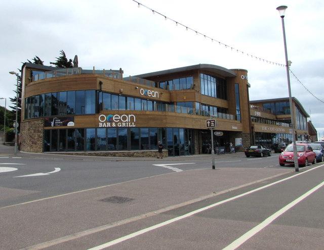 Ocean Bar & Grill, Exmouth