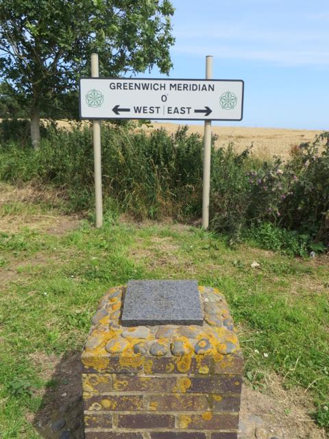 On the Meridian, near Patrington