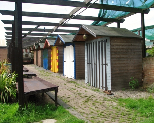 Sheds for sale at Myhills Plant Nursery