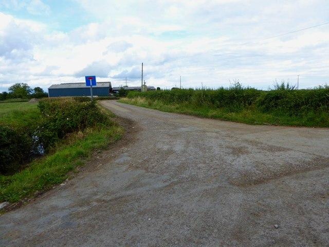 Road to Cross Farm