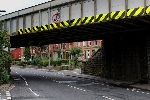 Whalley New Road, Blackburn