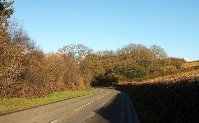 B3227 near Deptford