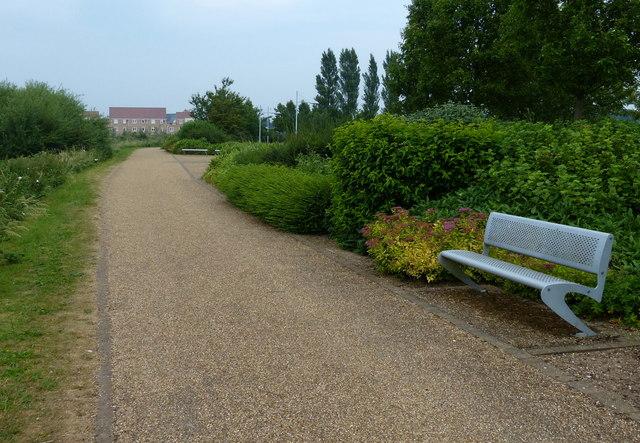 Riverside Park in South Lynn
