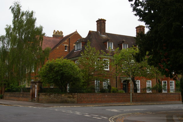 Corner of Linton Road and Northmoor Road, Oxford