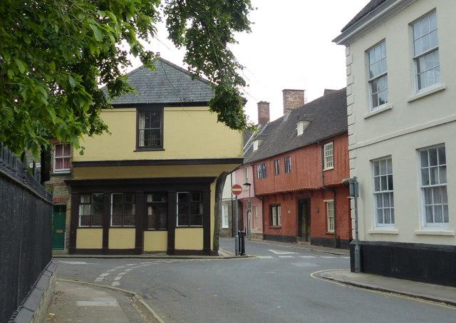 St Margaret's Place in King's Lynn