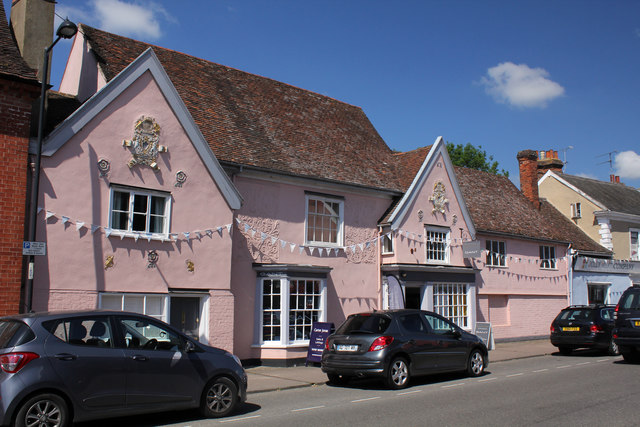 97 and 99 High Street, Hadleigh