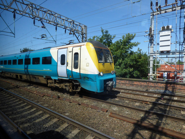 Arriva Wales train at Manchester