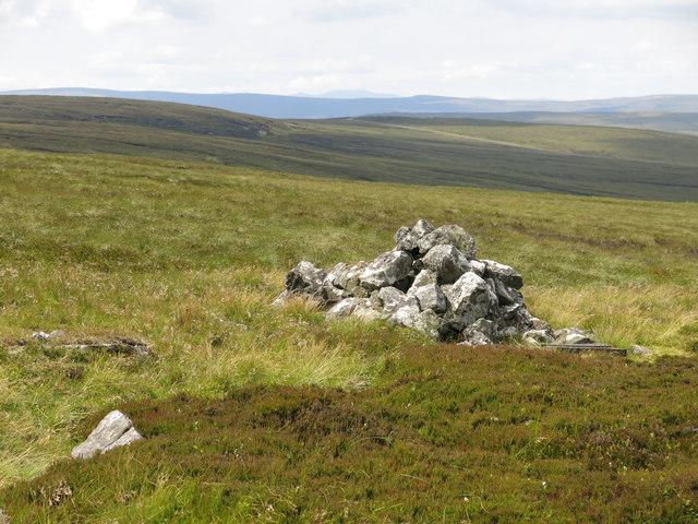 Currick on Coalcleugh Moor