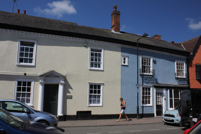 103 Taverton House and 105 High Street, Hadleigh