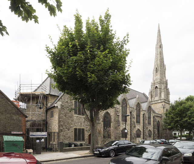 Our Lady Help of Christians, Kentish Town, London NW5.