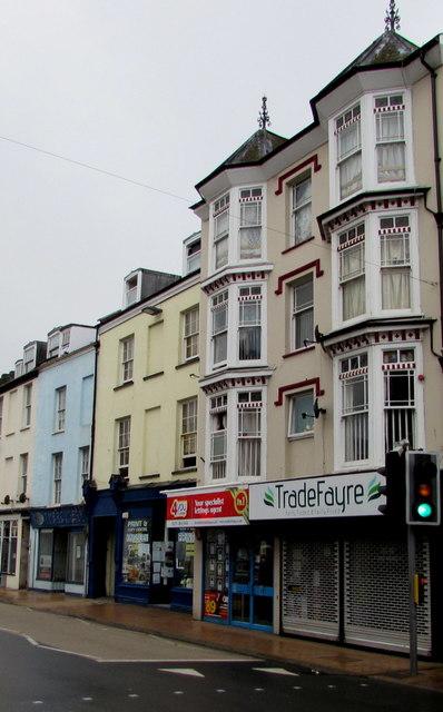 TradeFayre, High Street, Ilfracombe