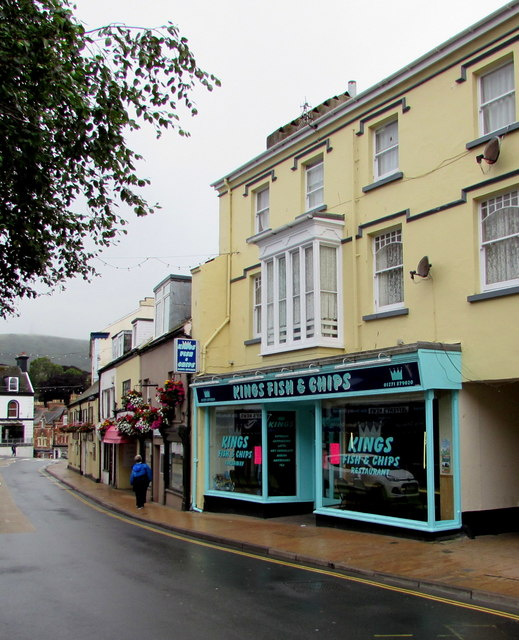 King's Fish & Chips, Ilfracombe