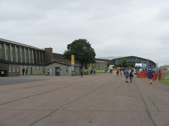 Imperial War Museum at Duxford