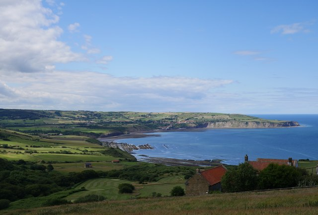 A View To Robin Hood's Bay
