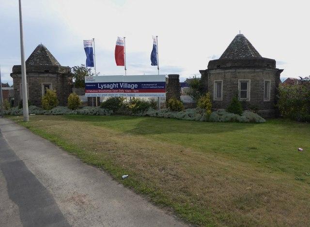 Lysaght Village, Newport