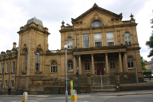 Grove Library, Great Horton Road