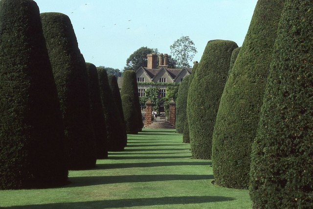 The Yew Garden, Parkwood House