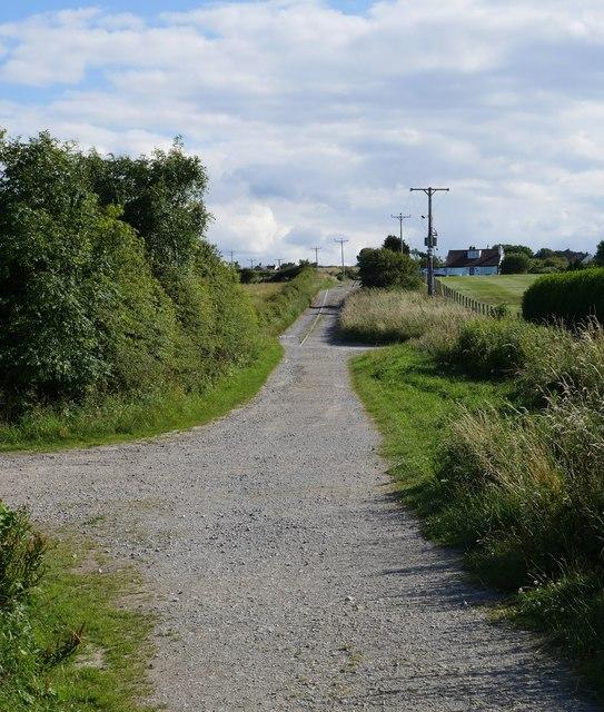 Junction Of Hammond Road/Marine Esplanade, Ravenscar