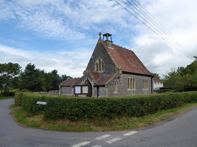 St. Barnabas Church, Claverham: June 2016