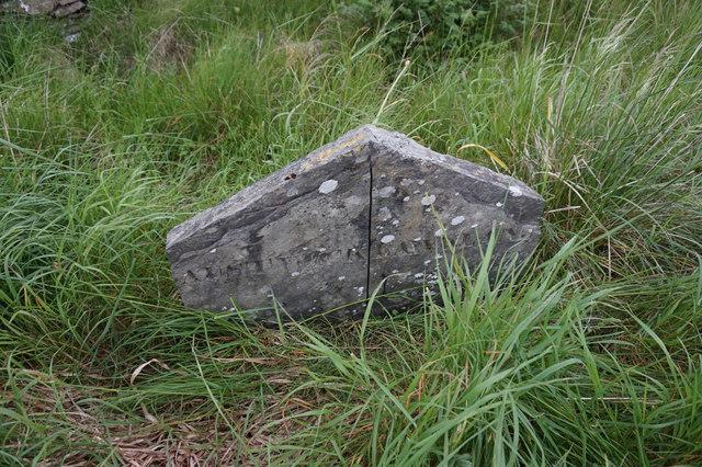 Boundary Stone on Austwick Road