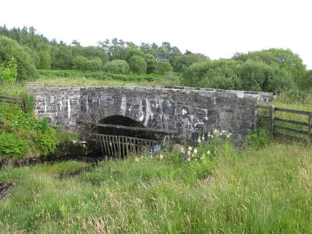 Craig Bridge, north-east of Creetown